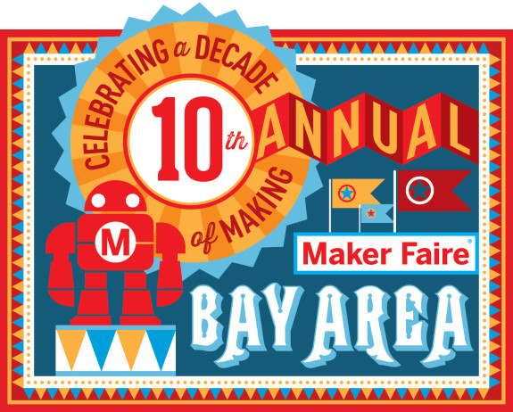 Join me at Maker Faire 2015!!!